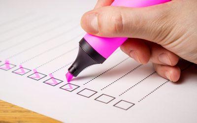 La check-list sécurité du patient au bloc opératoire