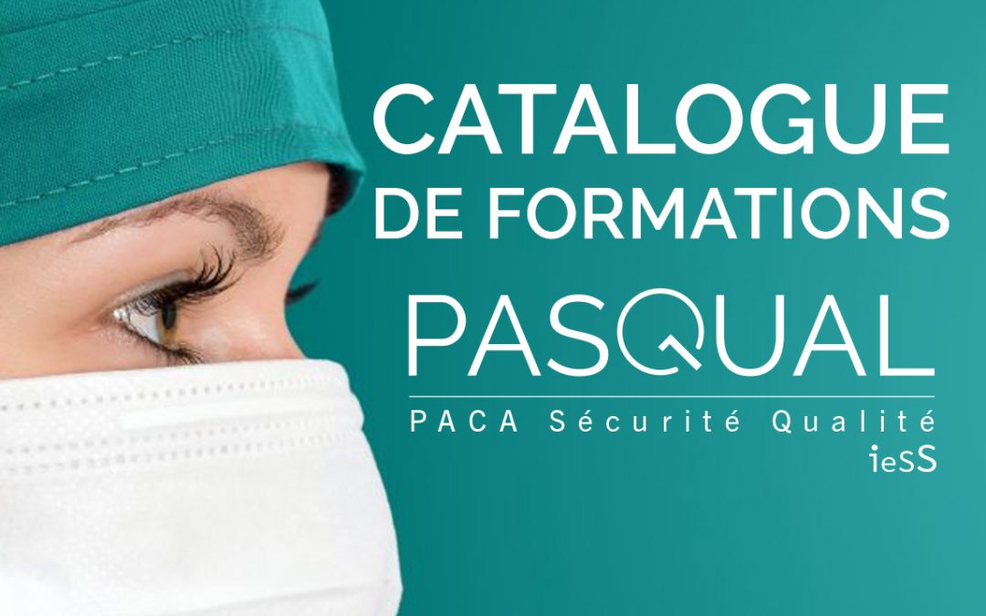 PASQUAL publie son catalogue de formation